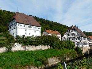 Neckartenzlingen Neckarburg