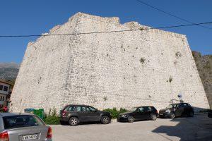 Bastion der Zitadelle Itsch Kale in Ioánnina (Foto: Verfasser)