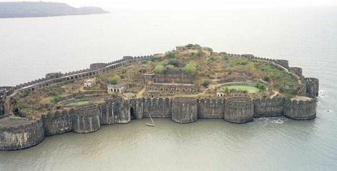 Coastal Defences of Maharashtra, India
